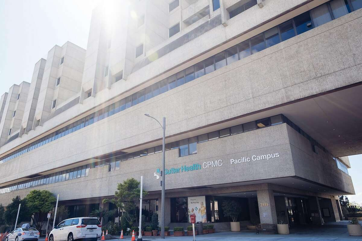 Sutter Health is in talks with the governor's office to re-open the shuttered as part of an ongoing effort to build health care capacity in anticipation of a surge of COVID-19 cases in California.