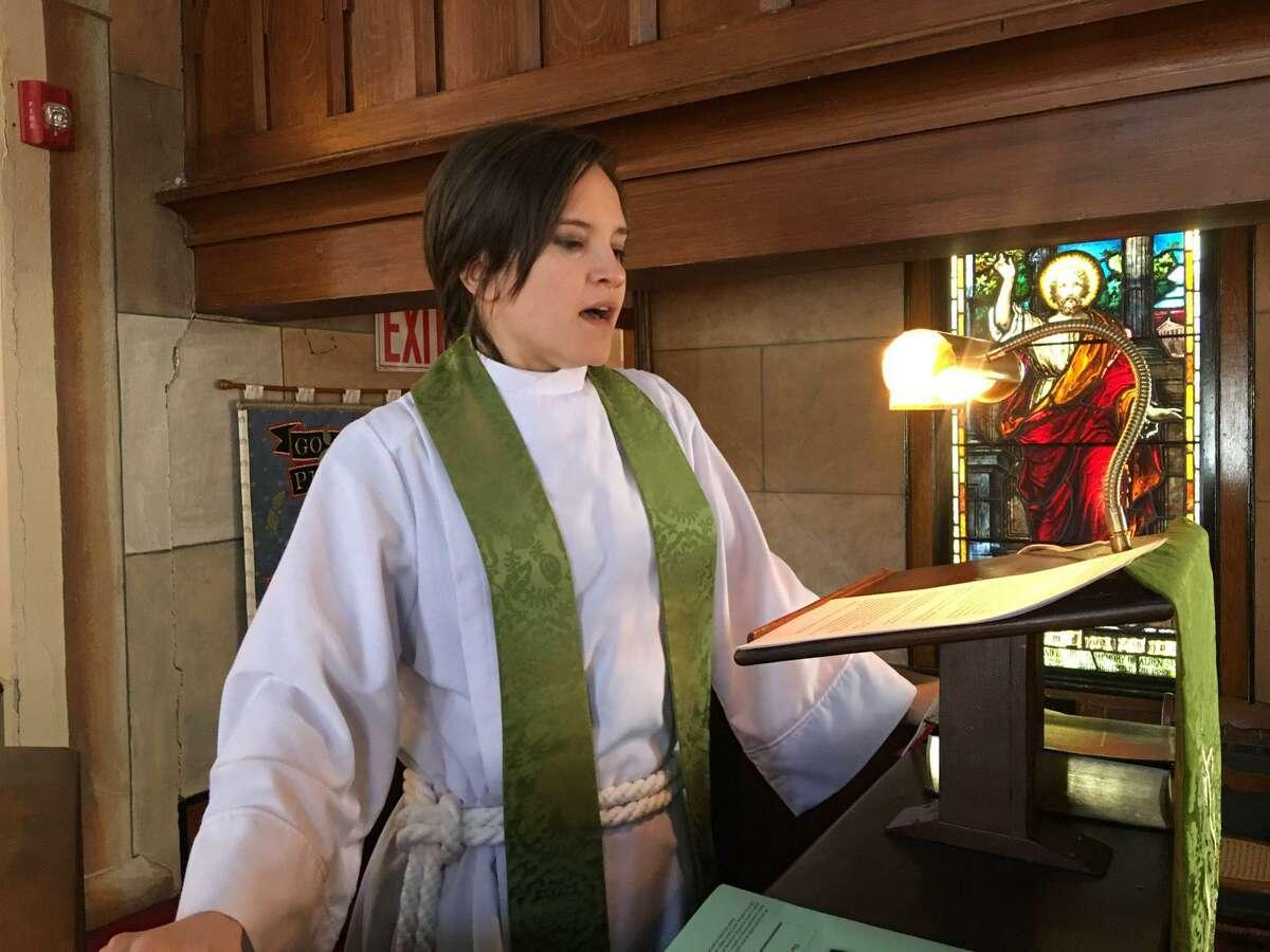 The Rev. Jane Jeuland