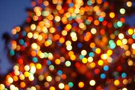 Turn on your Christmas lights and show your solidarity that we shall overcome.