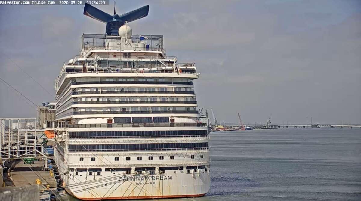 Galveston, Cruise Video Cam