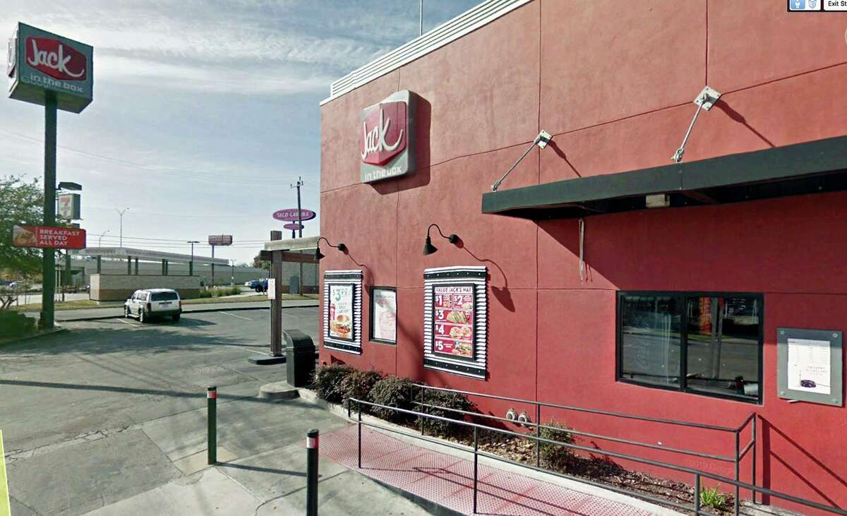 Jack in the Box Inc. is suing a company that has operated 49 Jack in the Box restaurants in the San Antonio area. Jack in the Box Inc. alleges it terminated the franchise agreement for various violations, including failing to meet certain performance standards. This is one of the restaurants, located at 4319 Vance Jackson Road.