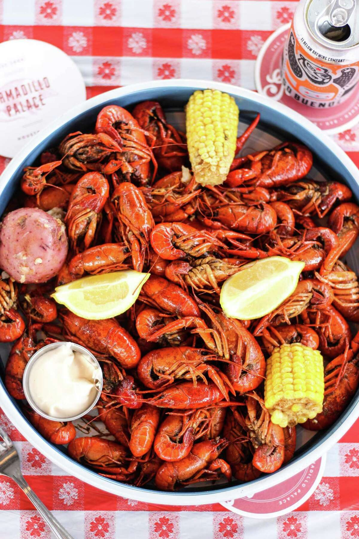 Starting Friday, Goode Company will be serving crawfish from noon until sold out.