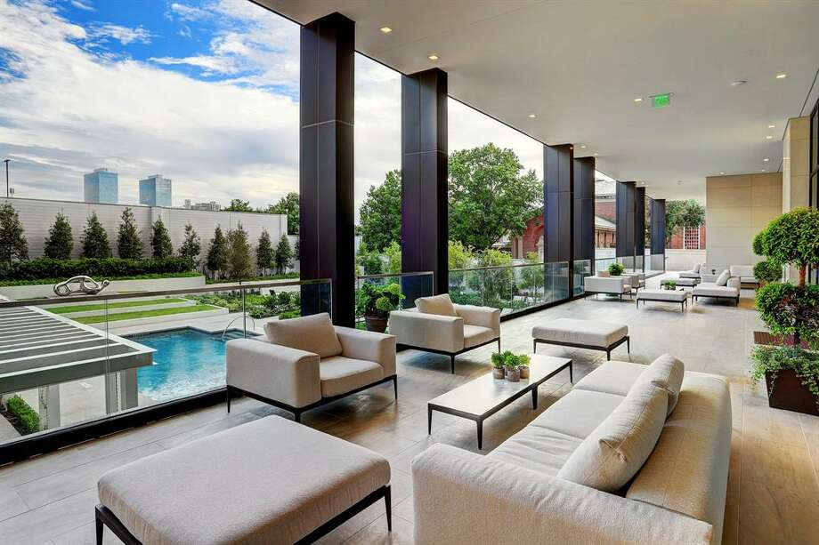 Located at 3433 Westheimer Road PH 3 W, this $9 million River Oaks penthouse is one of the last available of its kind. Photo: TK Images/Houston Association Of Realtors