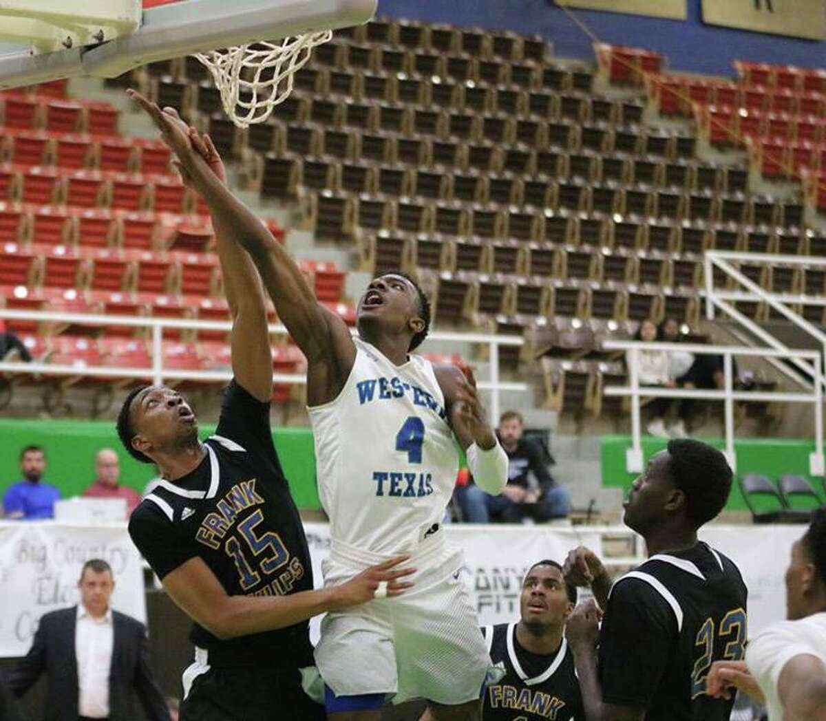 Willis graduate Darius Mickens averaged more than 13 points per game for Western Texas College this season. He will be transferring to Cal State San Bernardinio this summer.