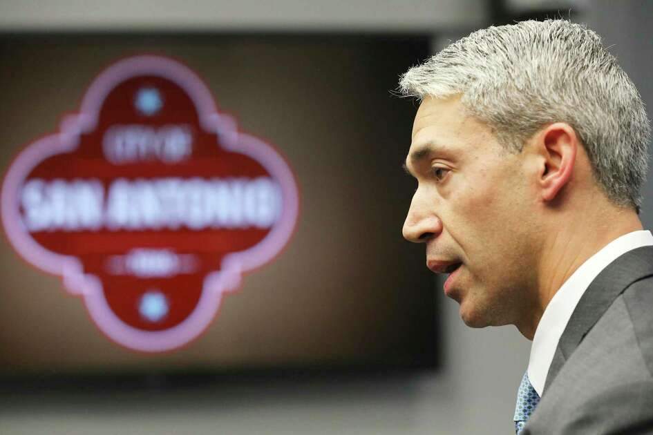 In this March photo, Mayor Ron Nirenberg issues an emergency order temporarily suspending dine-in service at restaurants and bars to limit the spread of the novel coronavirus. City leaders were right to issue a resolution to deter hate speech that has emerged during the pandemic.
