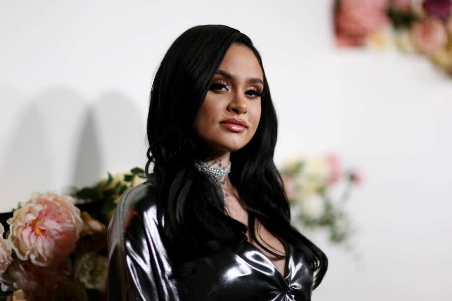"Kehlani released a ""quarantine style"" homemade music video for her new single, ""Toxic."" Photo: Photo By Phillip Faraone/FilmMagic/Getty / 2019 FilmMagic"