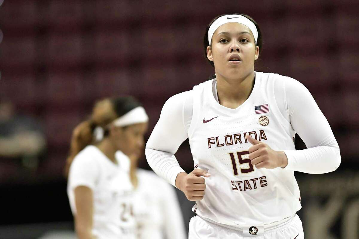 Florida State's Kiah Gillespie, a state native, could be a Top-10 pick in Friday's WNBA Draft.