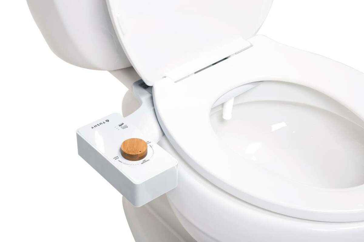 Bidet In response to the toilet paper shortage, crafty individuals have looked to bidets to fill the void that toilet paper is leaving behind. According to SlickDeals, the search for bidets has increased by 304 percent.