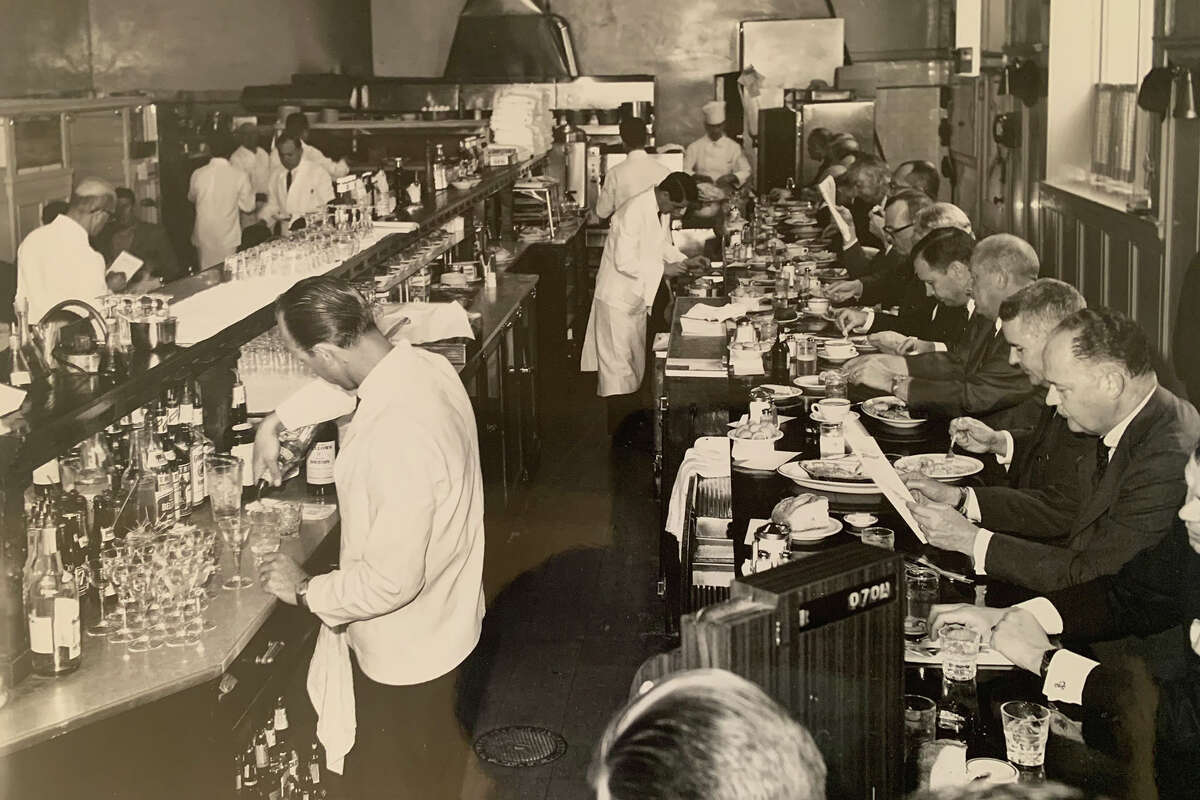 Tadich Grill is the oldest restaurant in San Francisco, 171 years running.