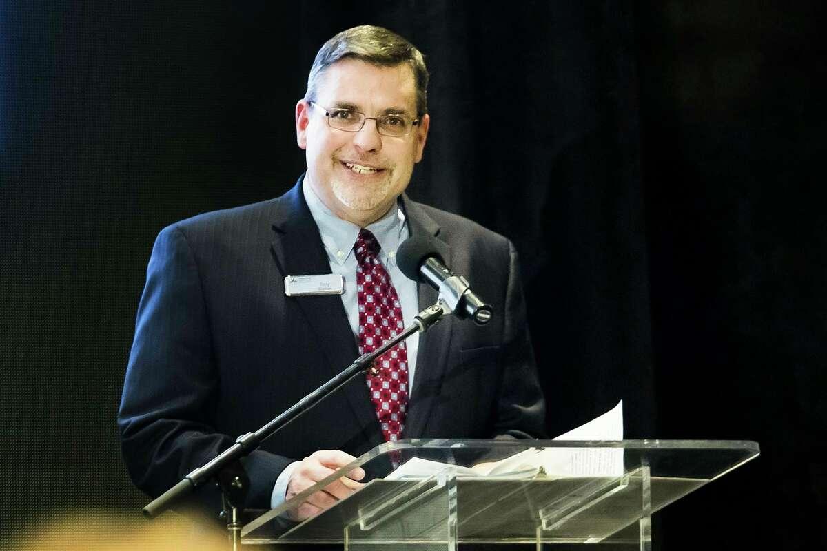 FILE - Midland Business Alliance President & CEO Tony Stamas. (Katy Kildee/kkildee@mdn.net)