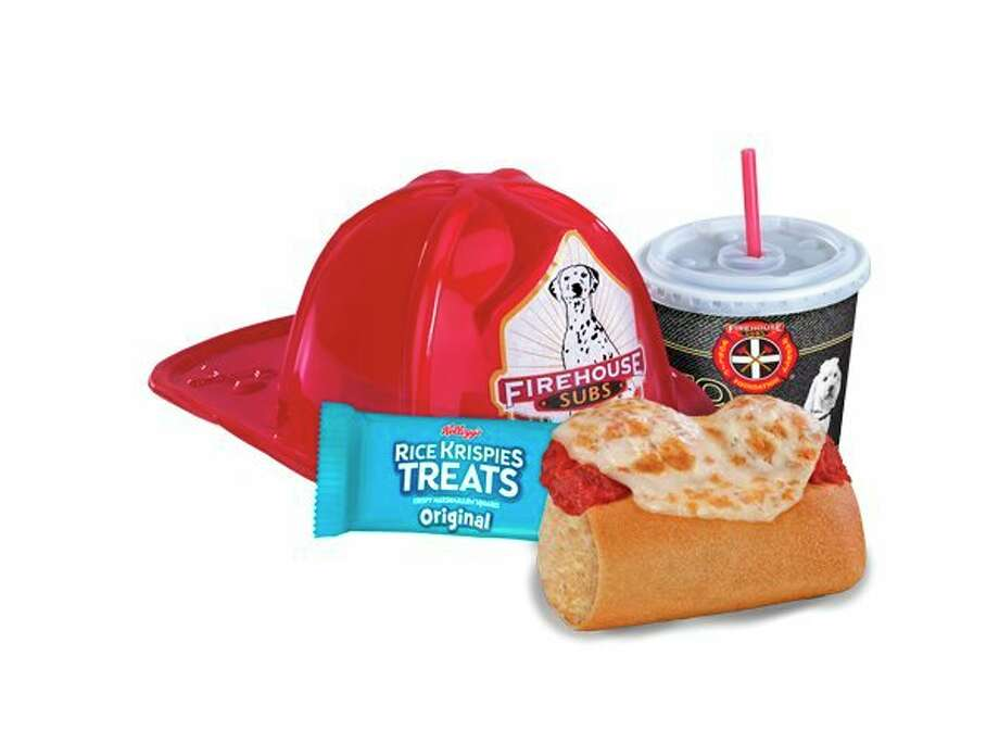 Midland and Odessa Firehouse Subs are offering a deal on kids meal combos now through April 30. (Photo provided)