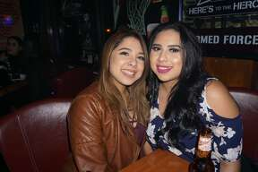 Shayna and Jackie Cedillo at TKO Sports Bar & Cafe' 2018