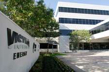 The Irving, Texas headquarters of Vistra Energy, which acquired Norwalk, Conn.-based Crius Energy in 2019.