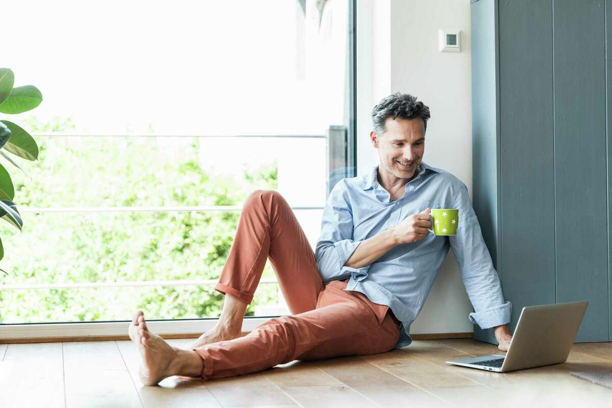 Virtual happy hours are on the rise as people hunker down at home.