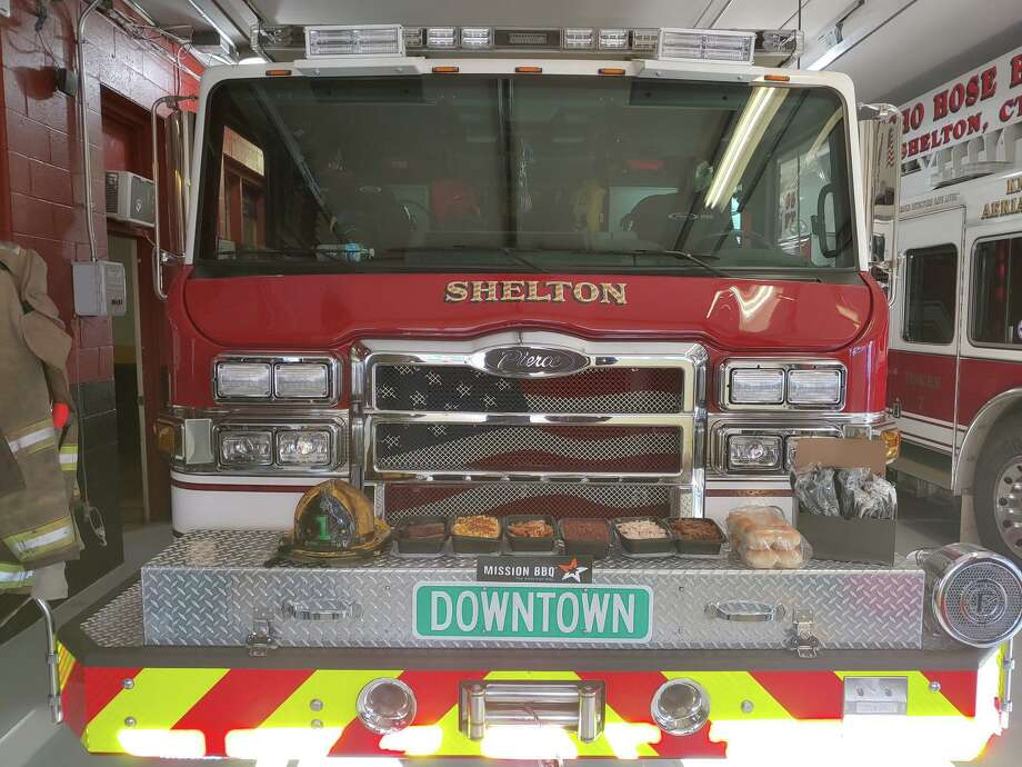 Shelton Fire Department Photo: Contributed Photo / Connecticut Post