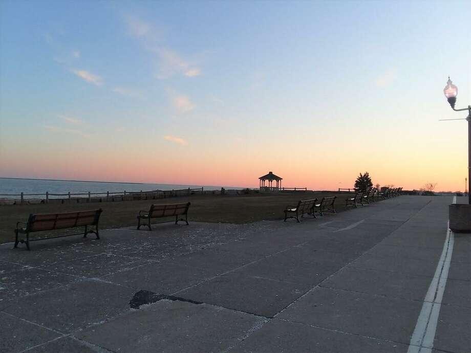 The West Haven Shoreline. Photo: Helen Bennett / Hearst Connecticut Media File
