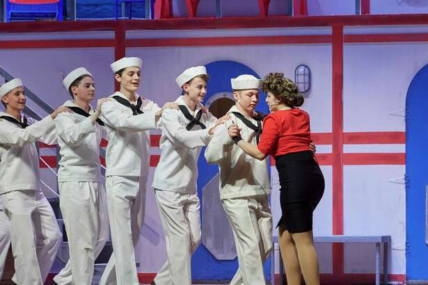 "Sara Rodriguez has been nominated for a Tommy Tune Award in the supporting actress category for Pearland High School's production of ""Anything Goes."" The show received eight nominations."