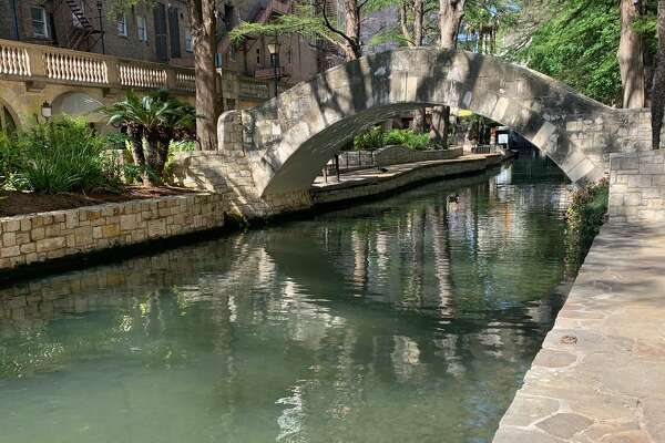 Twitter user @rdrunner_, or Ulises, is familiar with what the San Antonio River usually looks like because it's his usual jogging trail. His Wednesday morning visit, exempt in the stay at home orders, stopped him in his tracks. The water, which is usually murky and the butt of jokes by people like Mark Cuban, was unclouded on San Antonio's first day under the Stay Home Work Safe mandate.