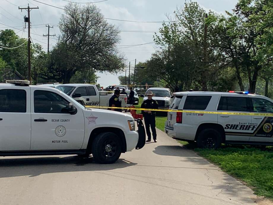 A Somerset man was shot and killed by his partner Friday morning, according to the Bexar County Sheriff's Office. Photo: Mark Dunphy