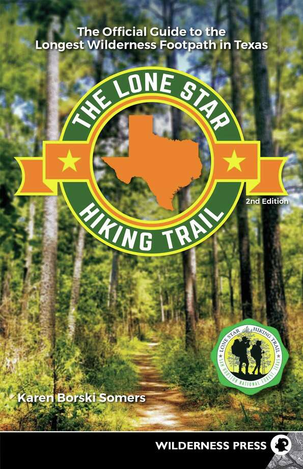Spring native Karen Borski Somers has penned a book celebrating the Lone Star Hiking Trail as a hidden treasure. Photo: Courtesy Photo