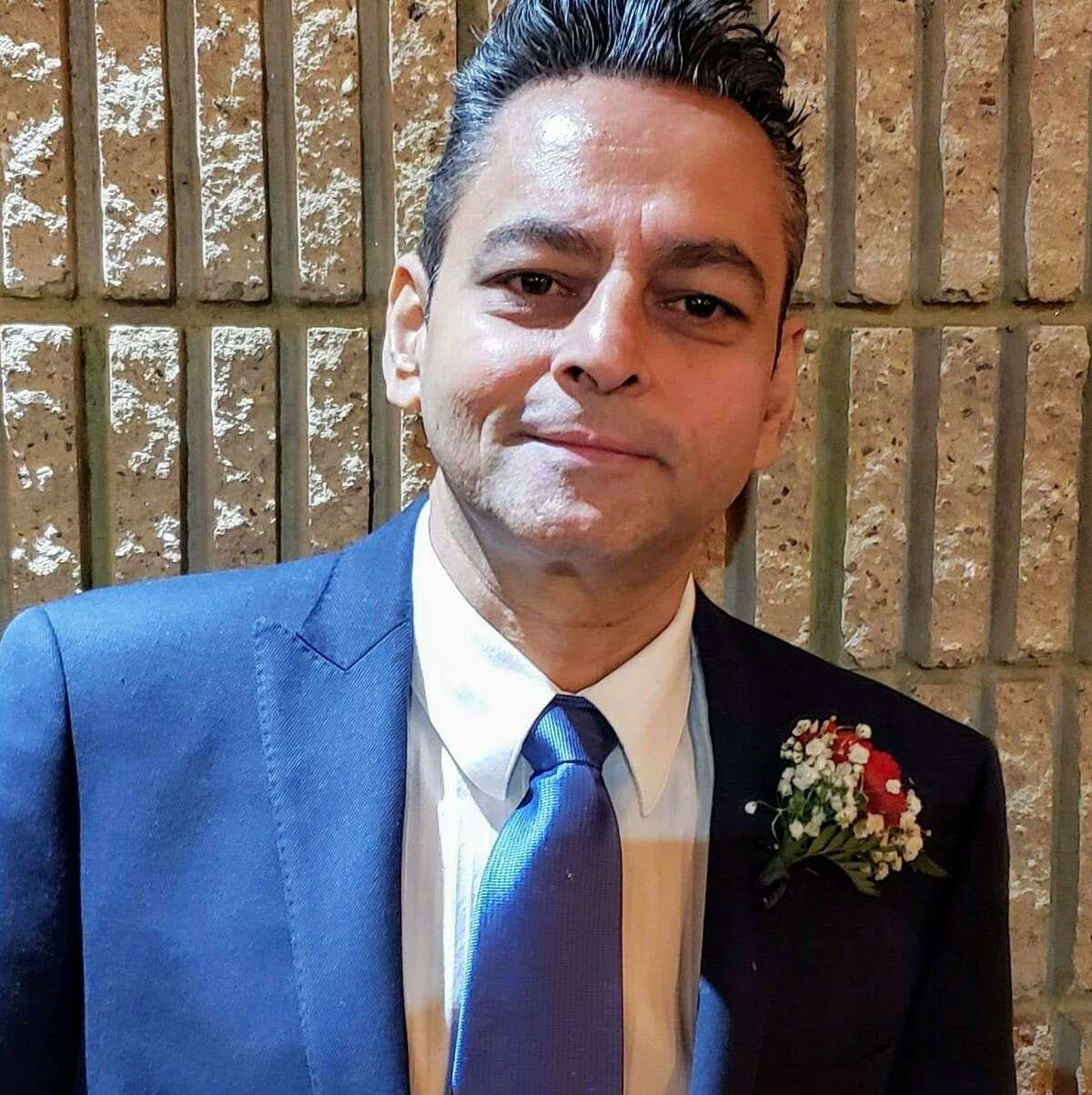 Board of Aldermen member David Gidwani