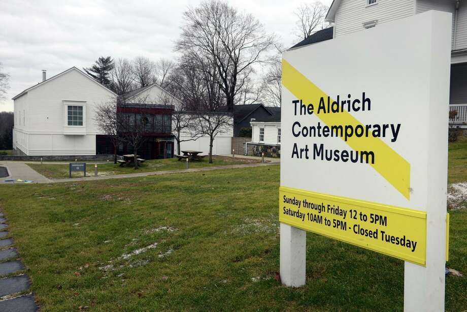 The Aldrich Contemporary Art Museum has canceled all of its programming for the near future as it plans equity, diversity and inclusion training for staff and how they can use their platform to fight for inequality. Photo: Ned Gerard / Hearst Connecticut Media / Connecticut Post