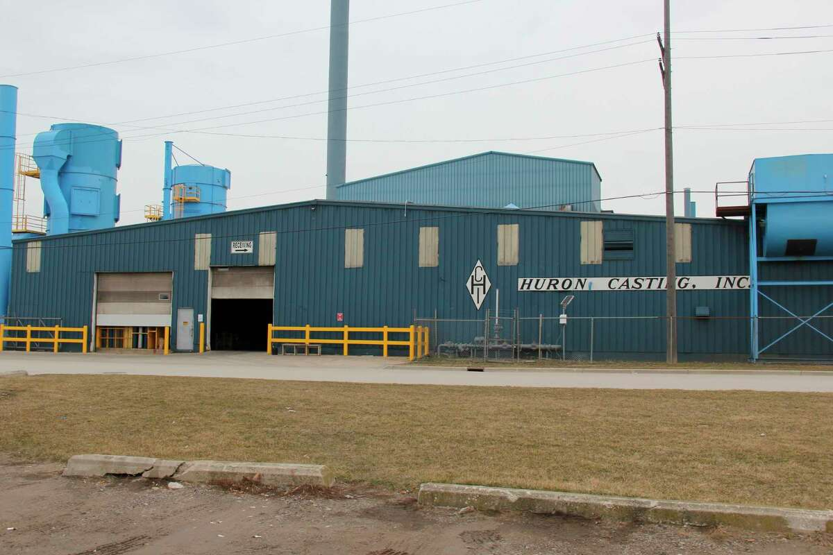 FILE - The Huron Casting facility in Pigeon. (Robert Creenan/Huron Daily Tribune)