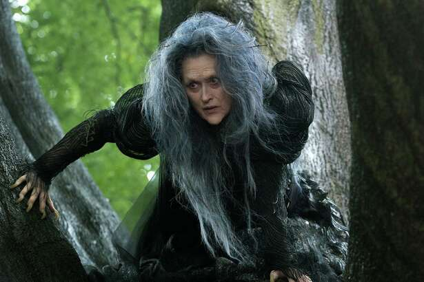 """Meryl Streep in """"Into the Woods."""""""
