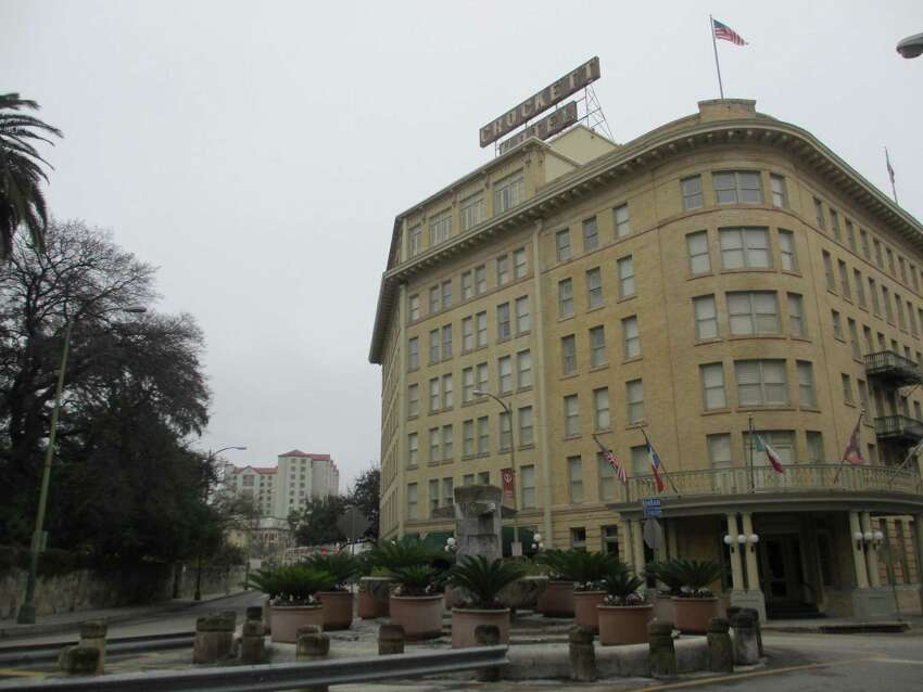 Historic hotels The Crockett Hotel and the St. Anthony Hotel in downtown San Antonio closed temporarily. Both hotels furloughed a number of employees. The Hyatt Regency, Grand Hyatt and La Cantera Resort & Spa also temporarily shuttered.