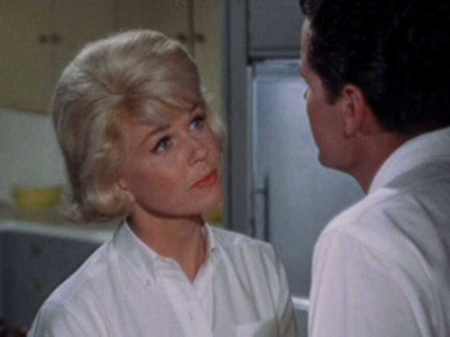 "Doris Day starred in ""The Thrill of It All"" in 1963. Photo: Ross Hunter Productions/ Contributed Photo"