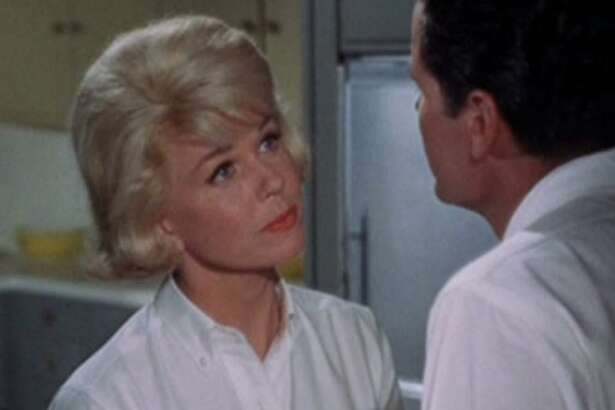 "Doris Day starred in ""The Thrill of It All"" in 1963."