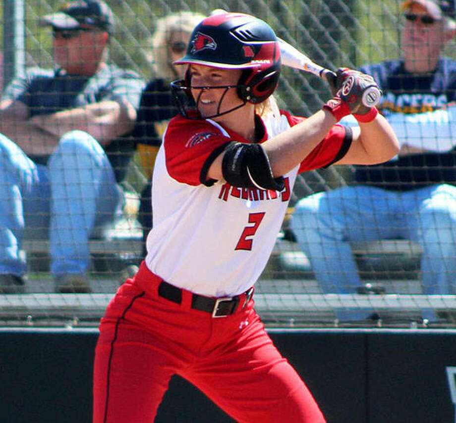 SEMO senior Rachel Anderson, a softball All-American from Edwardsville, will accept the NCAA offer of another year of eligibility for spring athletes whose season was lost after the coronavirus outbreak. Photo: SEMO Athletics