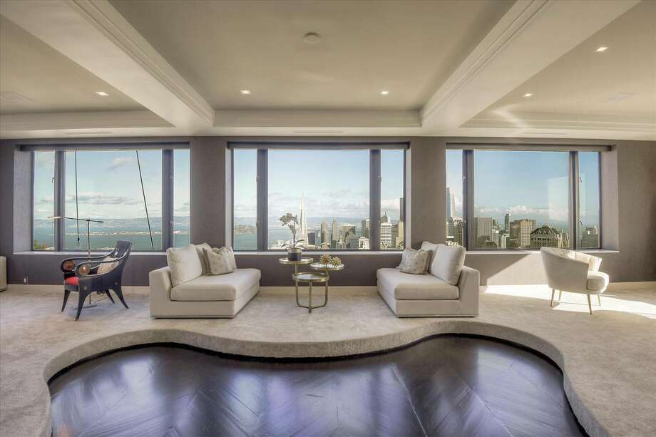 2-story Nob Hill penthouse: Guess the rent in San ...