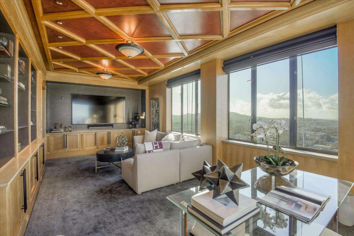2-story Nob Hill penthouse: Guess the rent in San Francisco