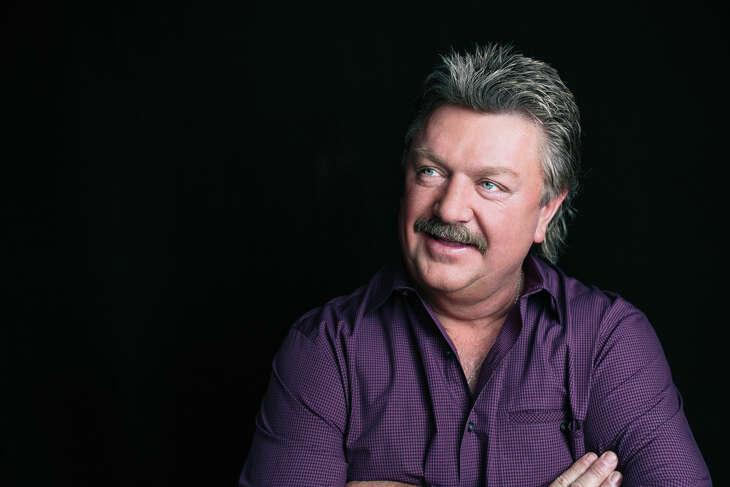 Country singer Joe Diffie