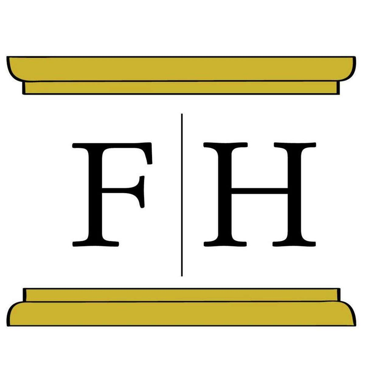 Pictured is the Founders Hall logo. The communications manager at the donor-supported center for lifelong learning fitness, and fun in Ridgefield writes this column about the programs that the center has available for people age 60, and older, and which Ridgefield residents can join at any time.