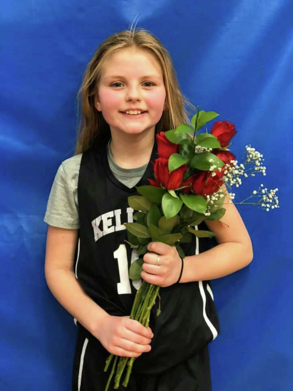 Tessa Dekker, a 7th-grader at Lee H. Kellogg, finished the season with 138 points.