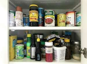 Paul is using the coronavirus stay-at-home orders to (finally) get his pantry organized.