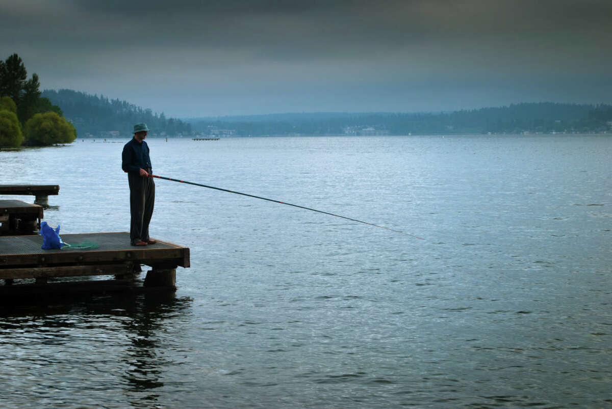 Recreational fishing in Washington will be closed until April 8.