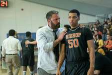 """This image released by Warner Bros. Pictures shows Ben Affleck, left, and Brandon Wilson in a scene from """"The Way Back."""""""