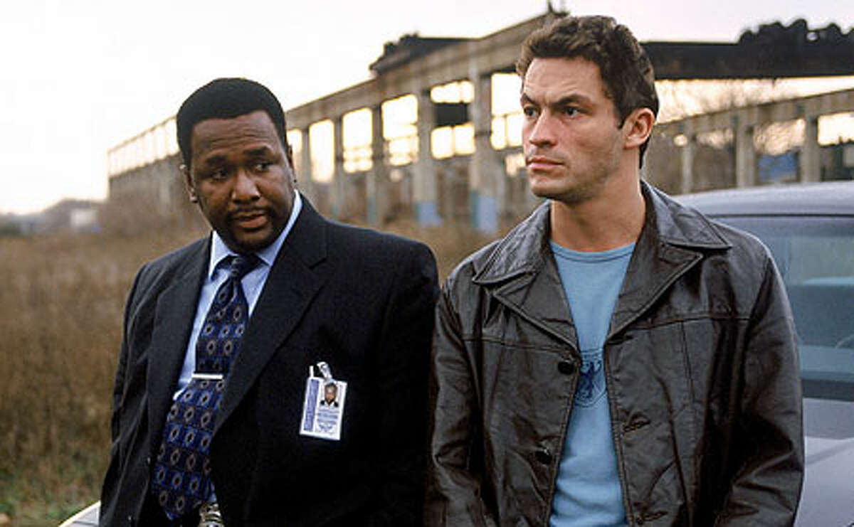 The Wire: (5 Seasons)