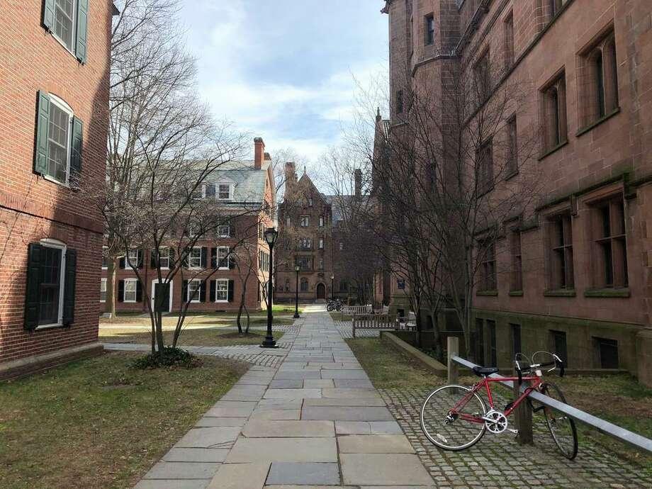 Yale University. Photo: Liz Teitz /