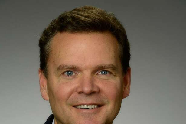Peter Huntsman, chairman and CEO of the Huntsman Corporation, which has its global headquarters in The Woodlands. The firm is making hand sanitizer products in various nations in Asia and Europe to help combat the COVID-19 pandemic.