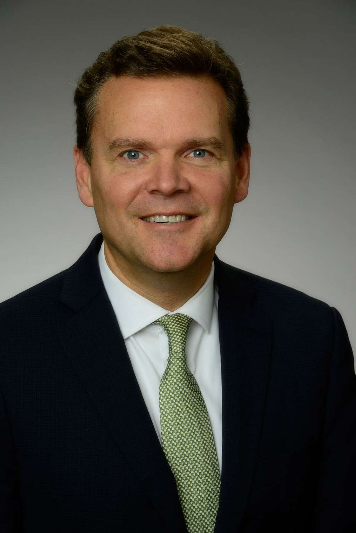 Peter Huntsman, chairman and CEO of the Huntsman Corporation, which has its global headquarters in The Woodlands. Huntsman said the company will either donate the hand sanitizer or provide it at an extremely minimal cost that only covers the production costs the company incurs.