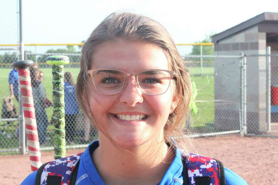 Morgan Perkins is hoping to have a senior season for Chippewa Hills. (Pioneer file photo)