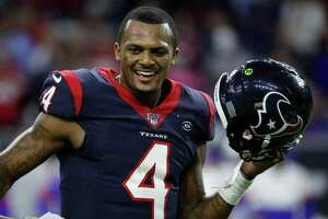 Deshaun Watson is excited about working with new play-caller Tim Kelly.