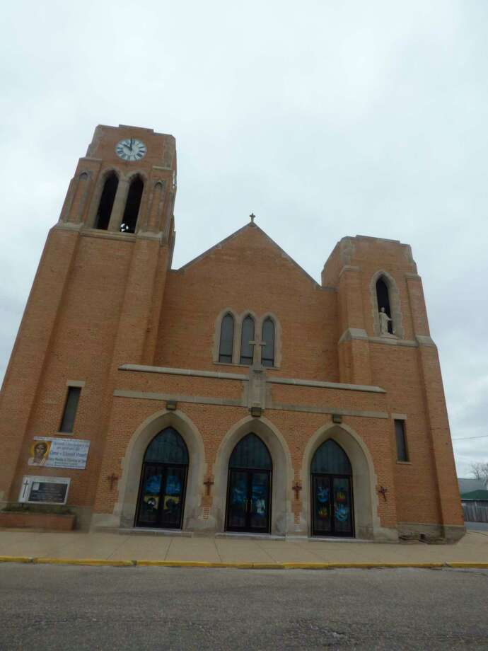 No Masses will be celebrated at St. Joseph Church through April 13 due to Gov. Whitmer's Stay-at-Home order; the church is closed until further notice. (File photo)