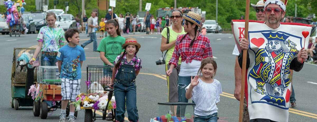 Because of the conronavirus crisis, the Torrington and Winsted Area Rotary Club's Pet Parade and poster contest has been canceled for this year.