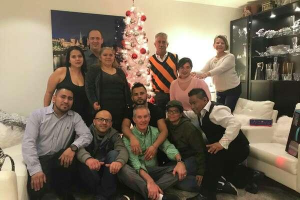 The Sugar Bowl staff - Vianey, Flor, Pery, Trini, Junior, Leonardo, Kevin, Josephine, Bob, Brian, and Tony