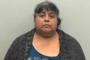 Maria Delrosario Mendez, 52, was arrested and charged with the murder of Jose Tellez, 32.